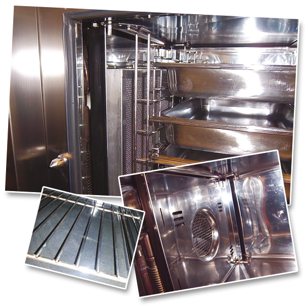 CSA Hygiene - Commercial Cleaning: Oven Pictures