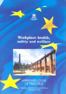 Wordplace Health, Safety & Welfare Regulations 1992